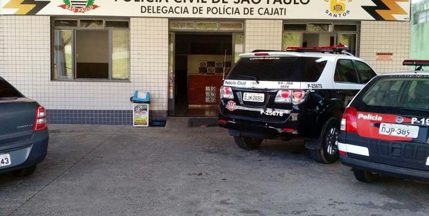 Policiais da Delegacia de Cajati efetuaram a prisão do homem