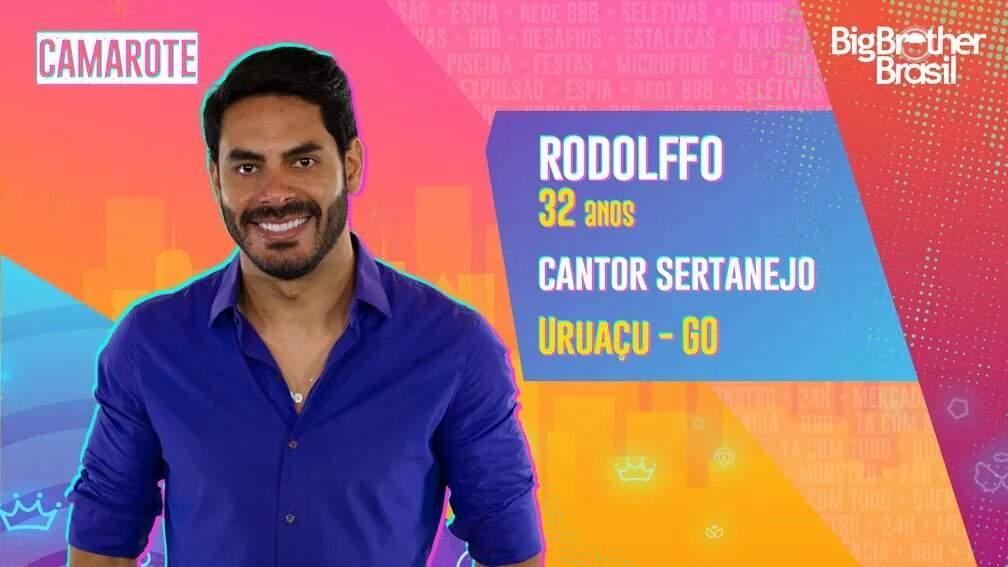 Rodolffo começou a cantar com 7 de idade e faz dupla sertaneja com Israel
