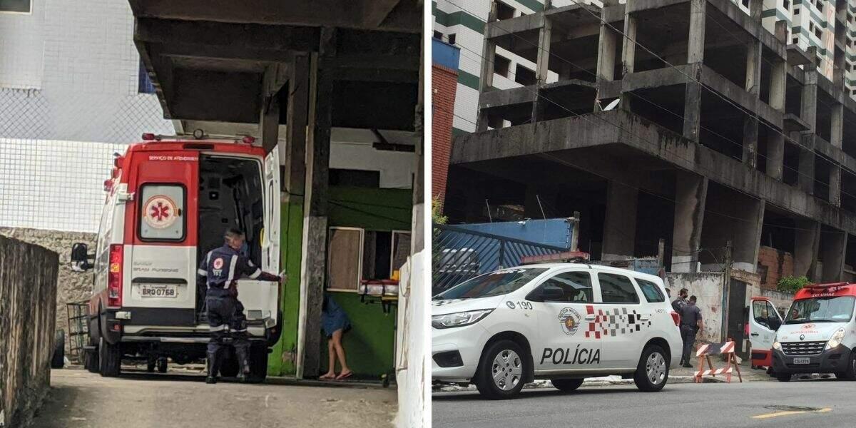 O Serviço de Atendimento Móvel de Urgência (SAMU), o Corpo de Bombeiros e a Polícia Militar foram acionados.