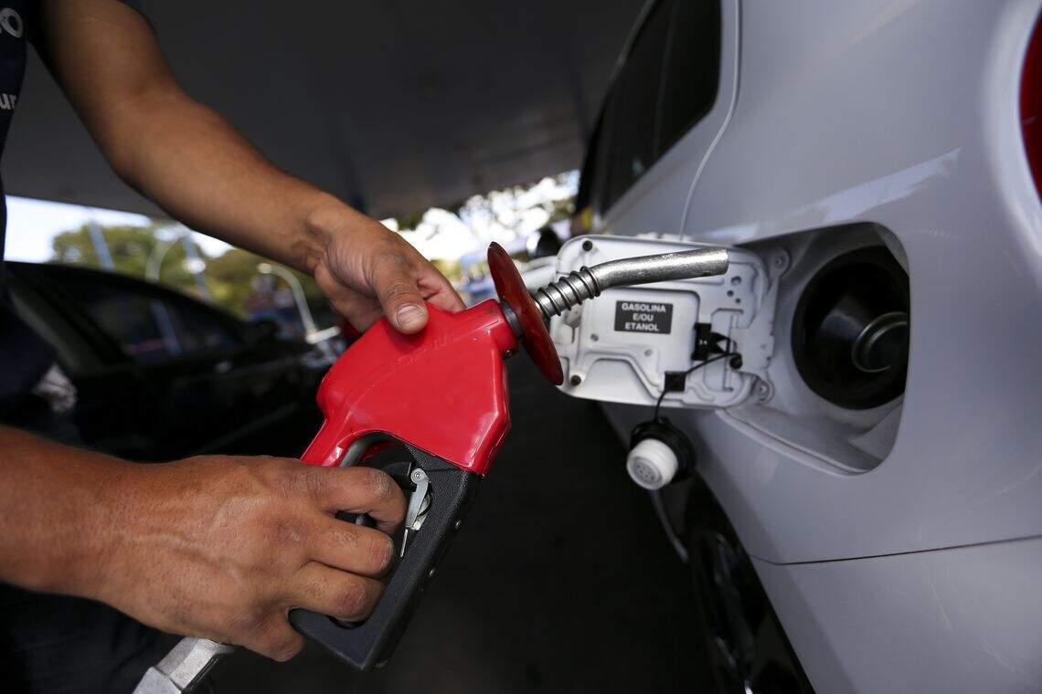 Desconto de R$ 0,46 sobre o litro do diesel foi um dos pontos negociados Governo com caminhoneiros