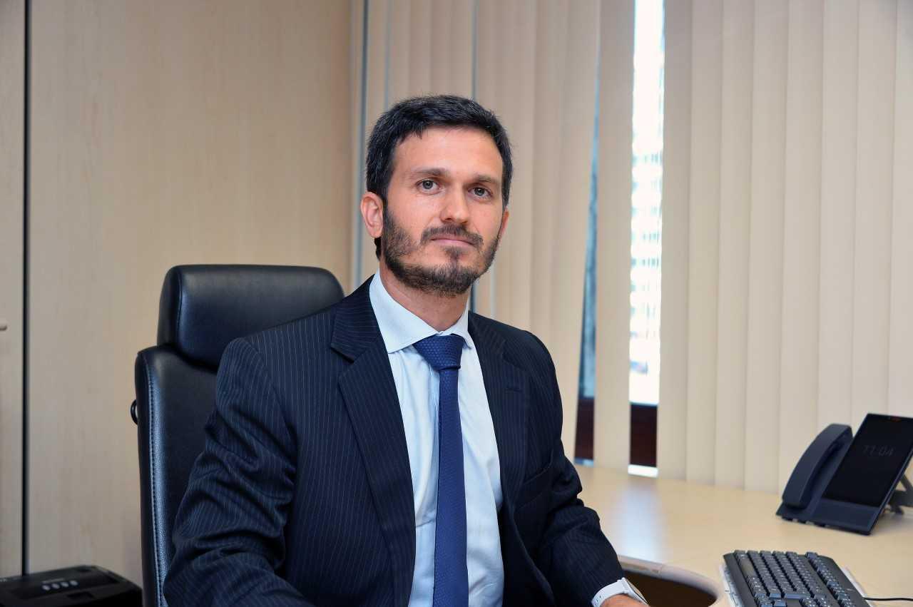 Secretario de Portos e Transportes Aquaviário, Diogo Piloni