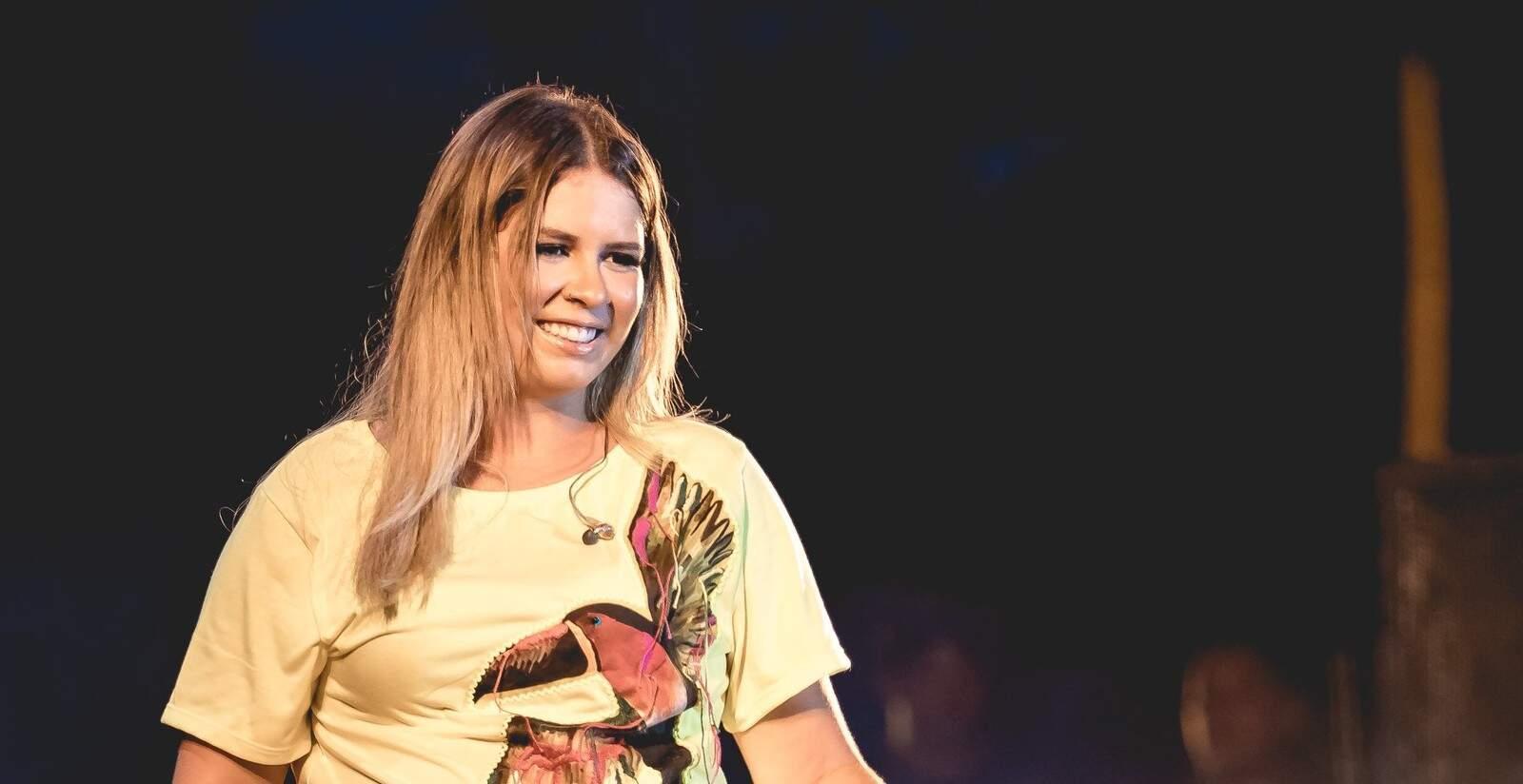 Cantora enfrentou críticas nas redes sociais após doação para Manaus