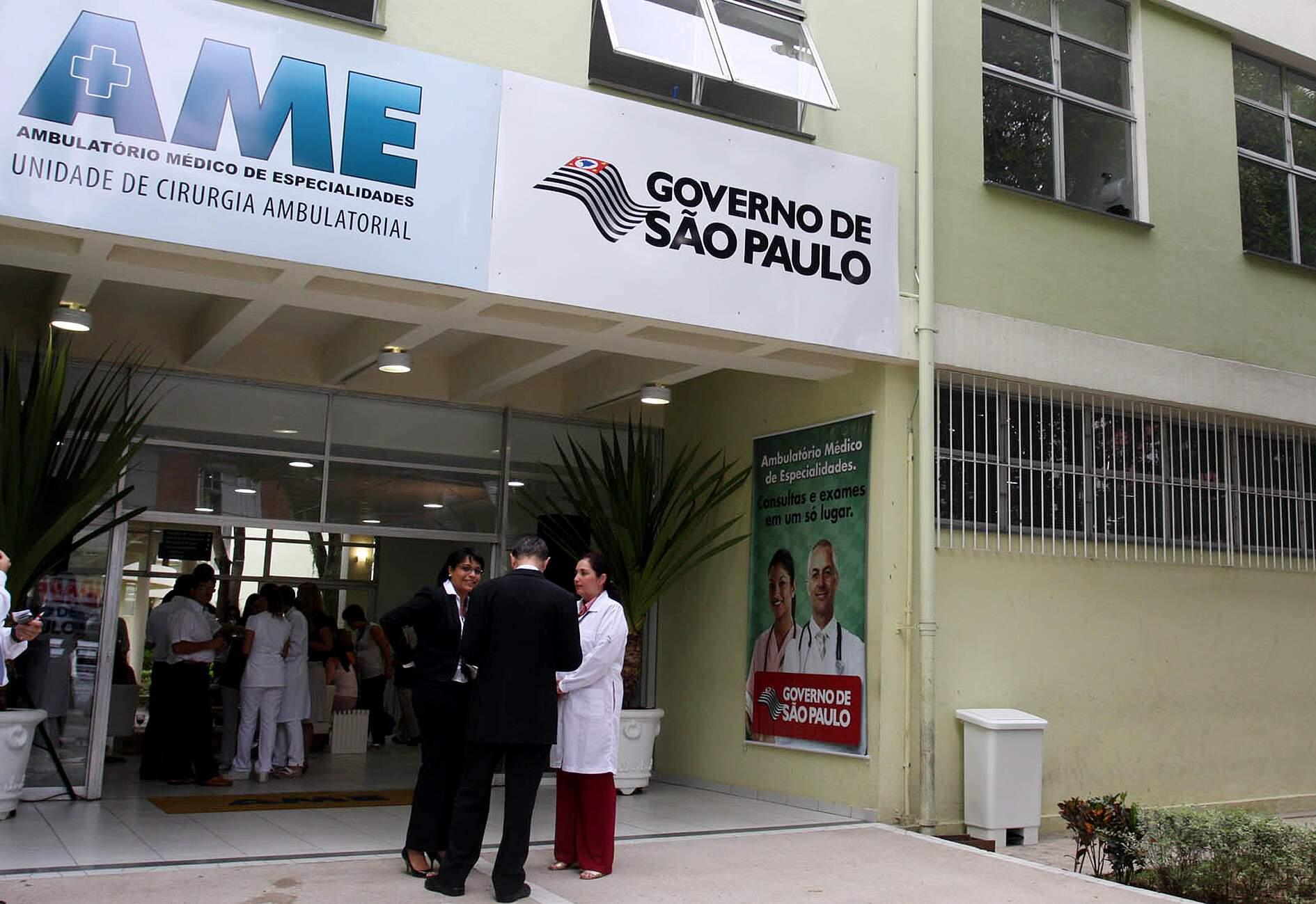 Hospitais estaduais e AMEs da região integram programa iniciado na cidade de São Paulo