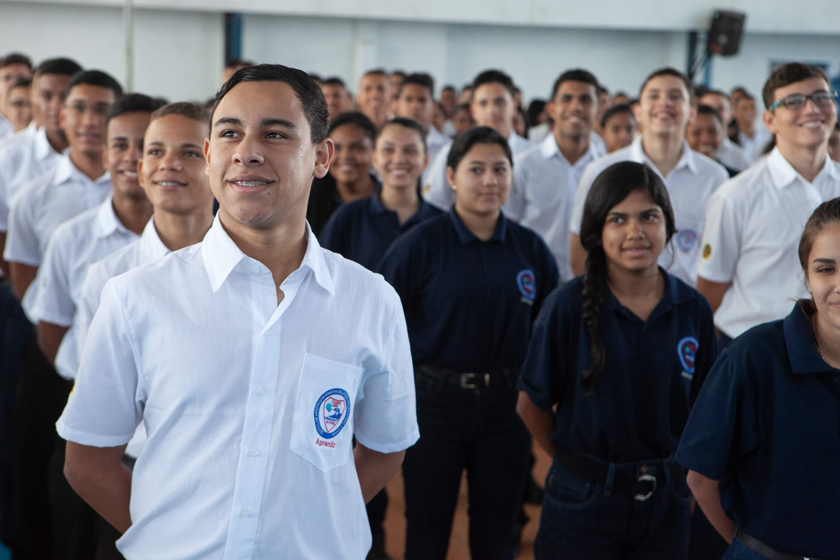 O Camps Santos continua com seu banco de talentos