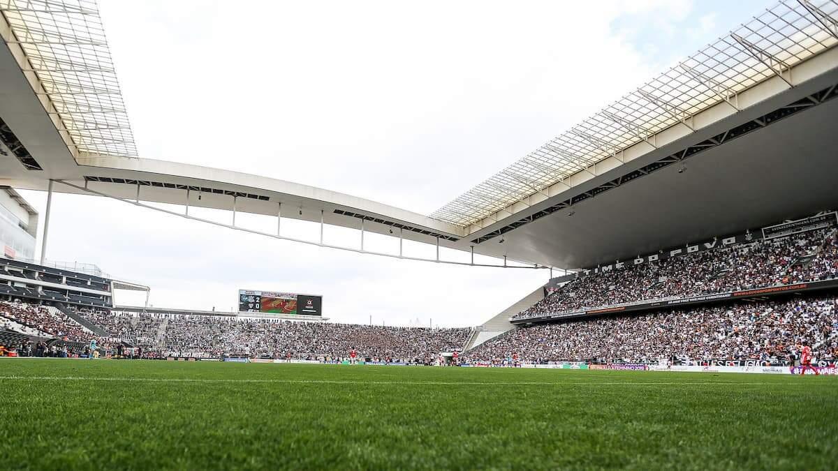 Jogo será na Arena Corinthians, em São Paulo