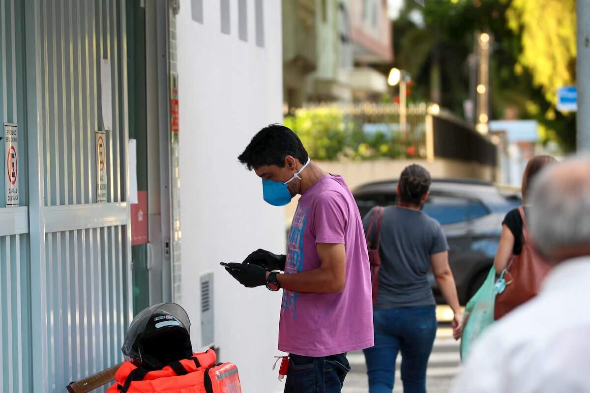 Já são 1.107 casos confirmados de coronavírus na Baixada Santista