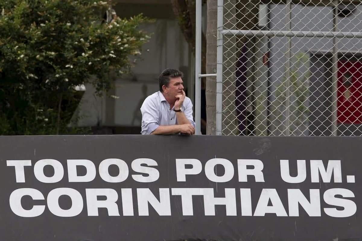 Andrés Sanchez indicou que o elenco não vai fazer testes para detecção do novo coronavírus