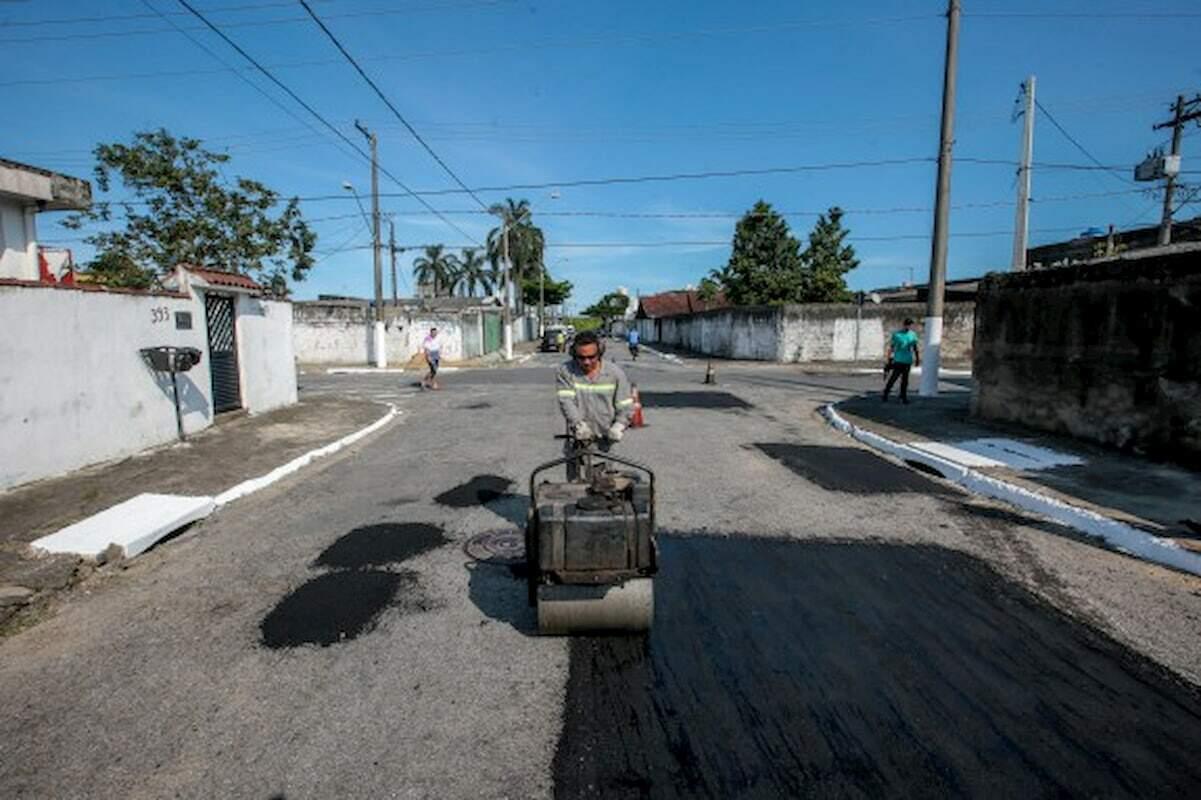 Obras afetarão trânsito em oito vias do bairro