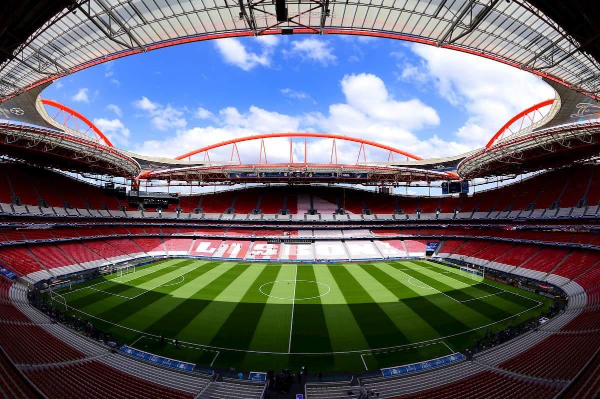 Final da competição será no estádio do Benfica, no dia 23 de agosto