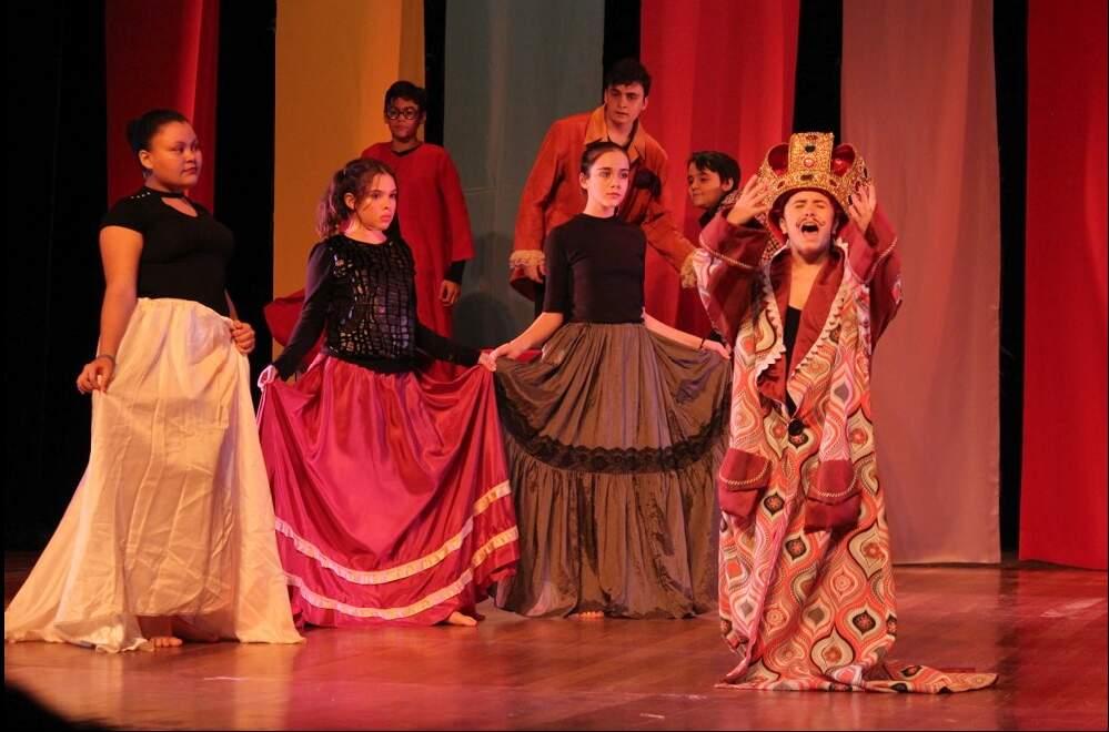 Funarte destinou quantia para valorizar e fortalecer a expressão teatral brasileira