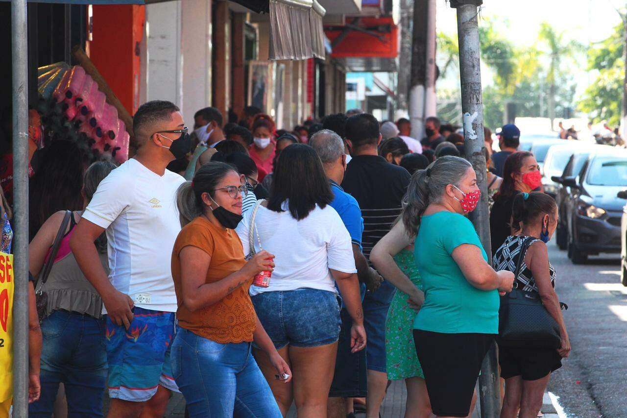 São Vicente possui 1.745 casos confirmados de Covid-19