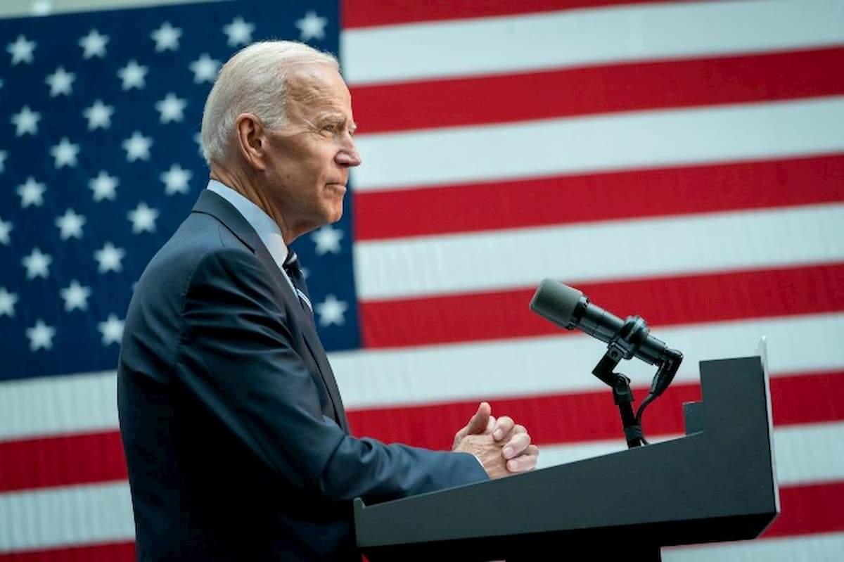 Biden também comentou os avanços nas negociações por uma nova rodada de estímulos fiscais