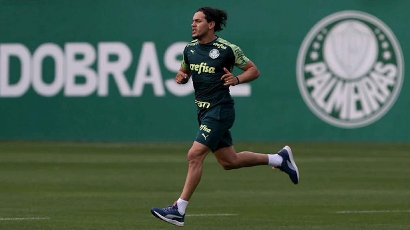 A tendência é Gómez ser titular do time já nesta quarta-feira