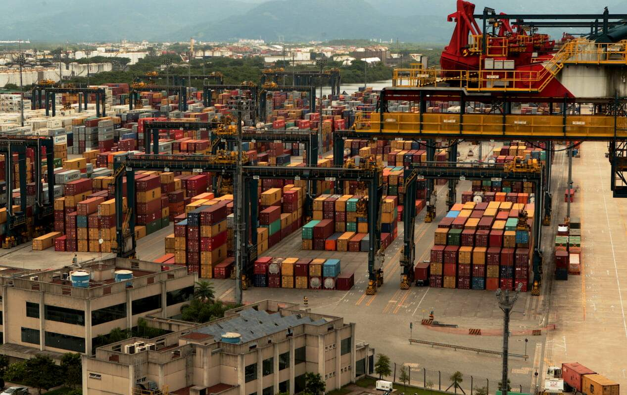 Operação de contêineres no Porto de Santos: Antaq quer escutar mercado a respeito de sobre-estadia