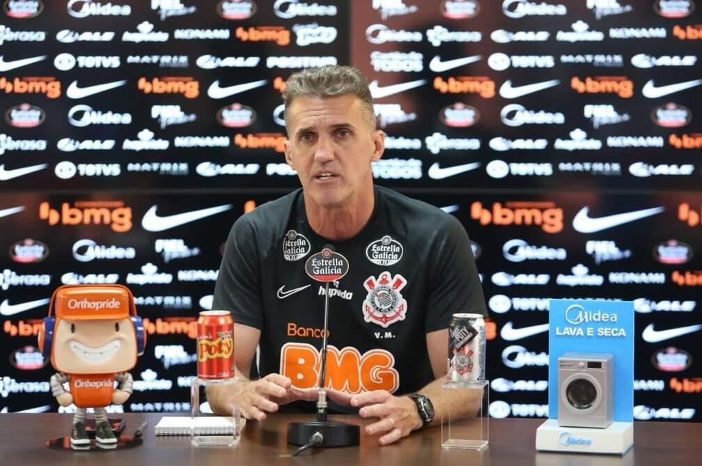 Desfalcado, Corinthians estreia na Copa do Brasil contra o América-MG