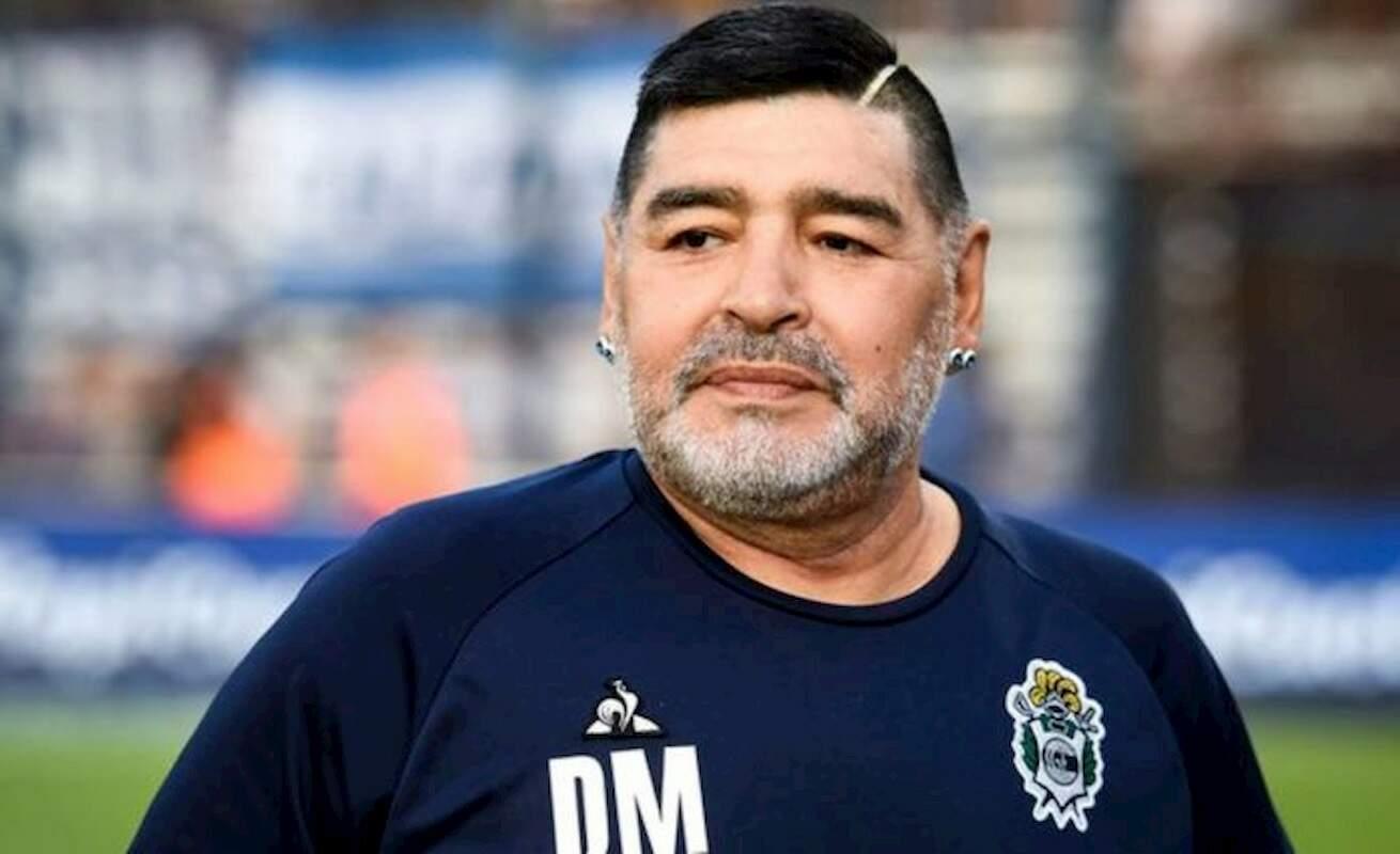 Seis processos de paternidade envolvendo Maradona tramitam na Justiça