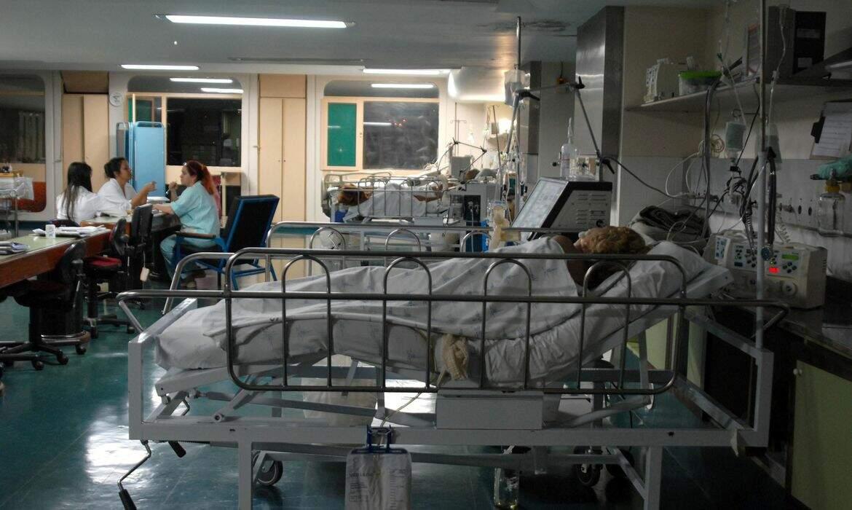 Entre os pacientes, 207 devem ser transferidos para enfermarias e 151 para UTI