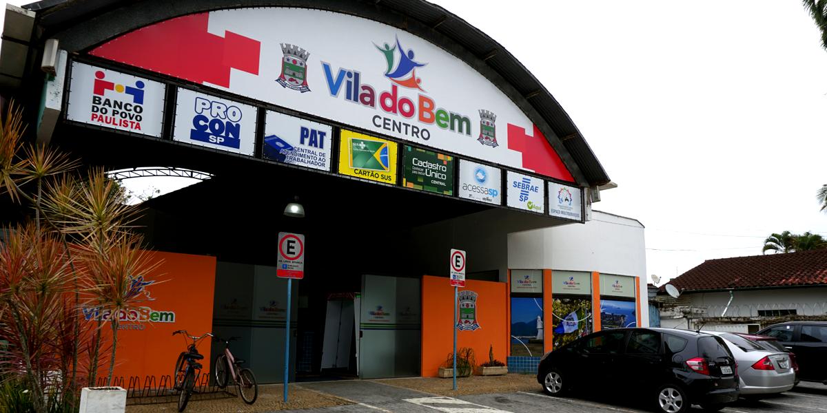 PAT-Bertioga fica na Vila do Bem, na Avenida Anchieta, 392