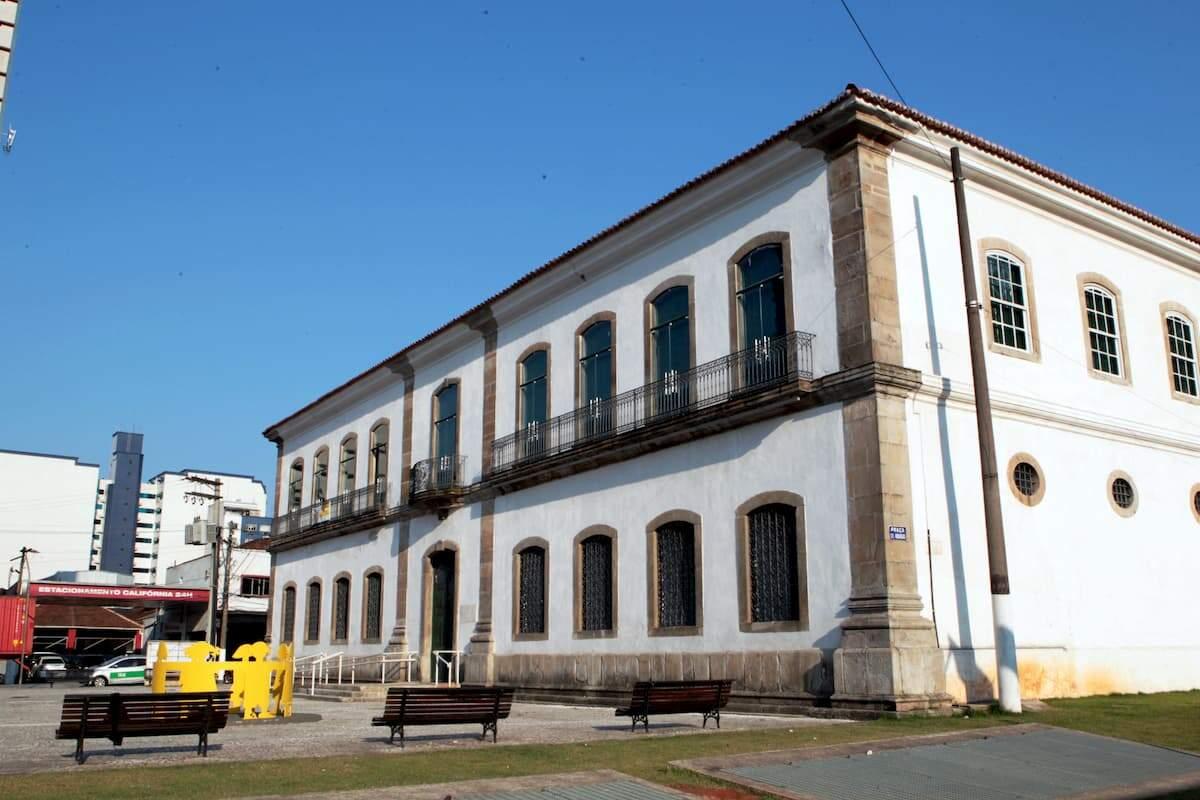 Cadeia Velha deverá ser utilizada para eventos culturais e artísticos