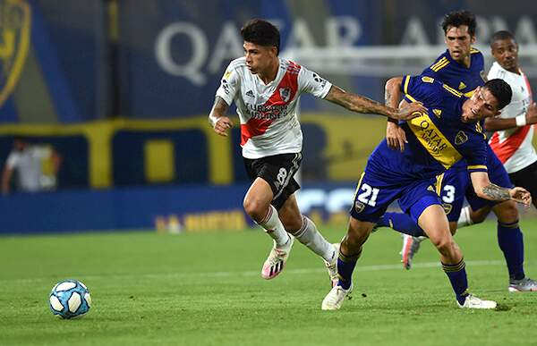 O Santos joga contra o Boca na quarta-feira (6), em La Bombonera pela Libertadores