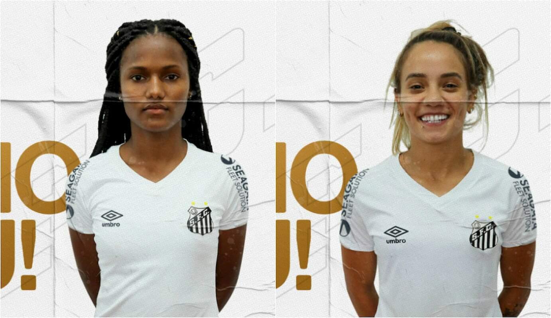 Maria Dias e Thaisinha seguem no clube
