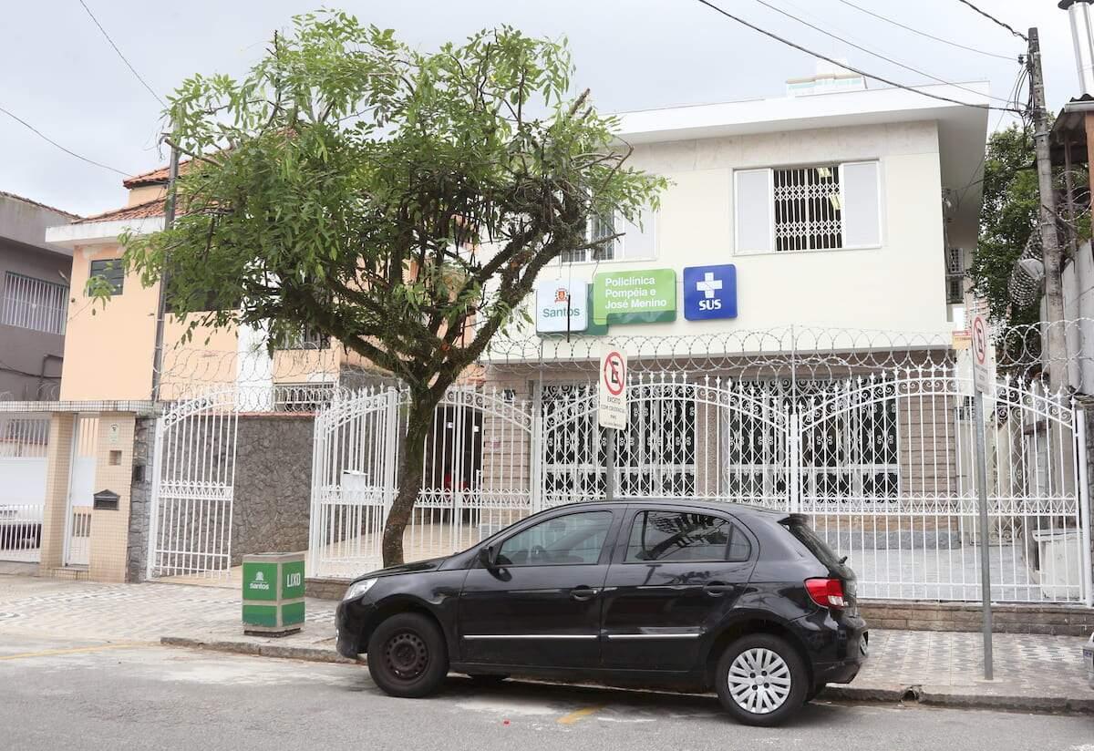 Policlínica, em novo endereço, teve mais de 80 atendimentos no primeiro dia