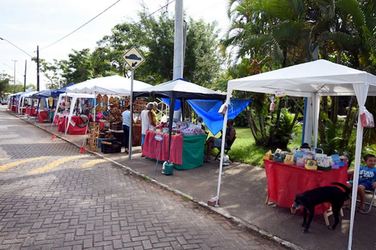 Feira será realizada em comemoração ao aniversário de emancipação de Praia Grande