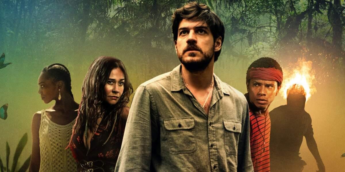 Com estreia marcada para 5 de fevereiro, a trama, que explora diversas lendas brasileiras