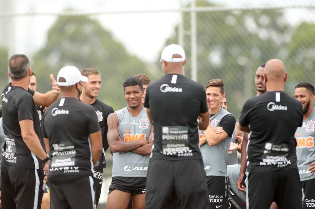 Corinthians terá duelo contra o Fluminense na próxima rodada