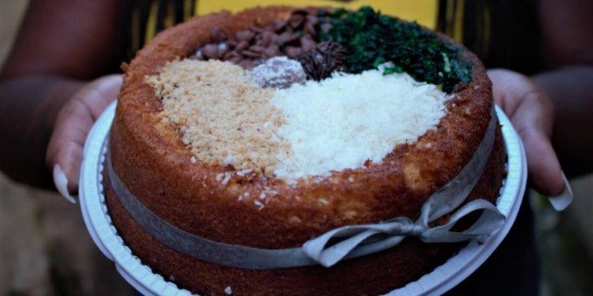 Publicação do 'bolo de feijoada' rendeu mais de 130 mil curtidas
