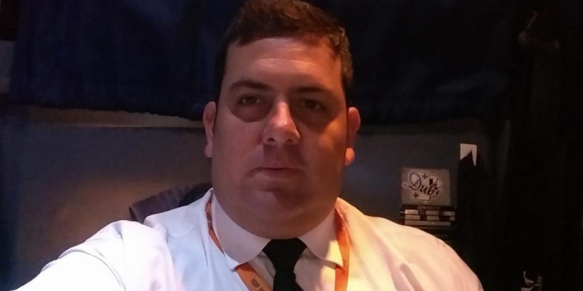 Rodrigo Luppi está internado com Covid-19 e precisa de doação de sangue
