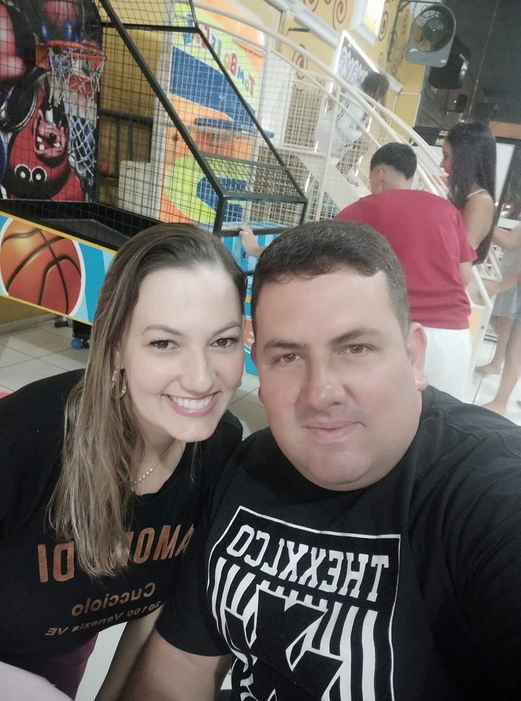 Esposa de Rodrigo, Andressa Luppi lamenta situação