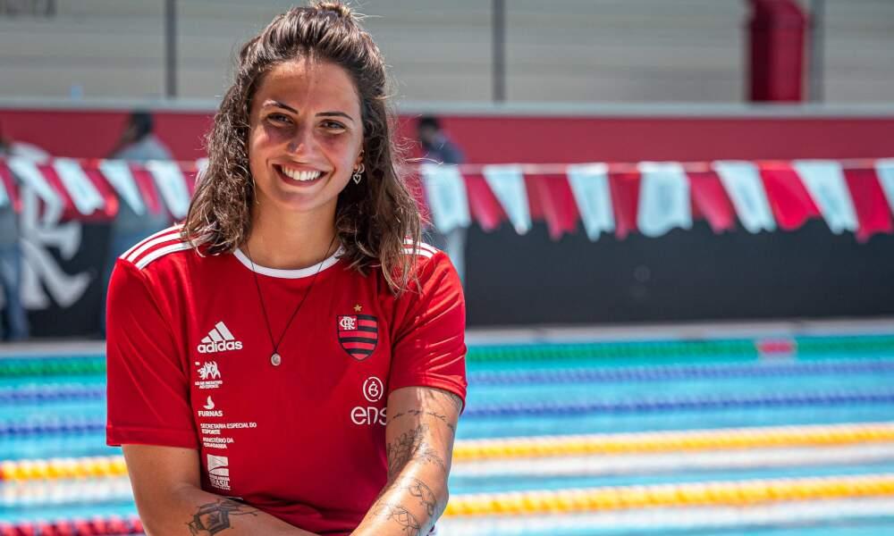 Gabi Roncatto acerta com o Flamengo
