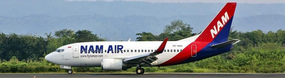 O avião desapareceu quatro minutos após decolar de Jacarta, capital da Indonésia
