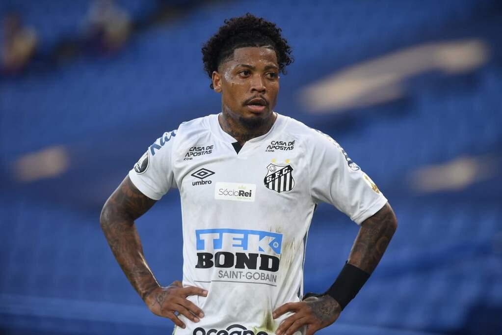 Marinho não enfrenta o Deportivo Lara nesta terça