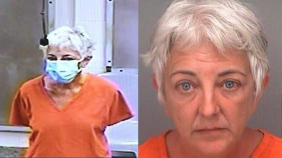 Professora foi presa sob a acusação de espirrar desinfetante em seus alunos