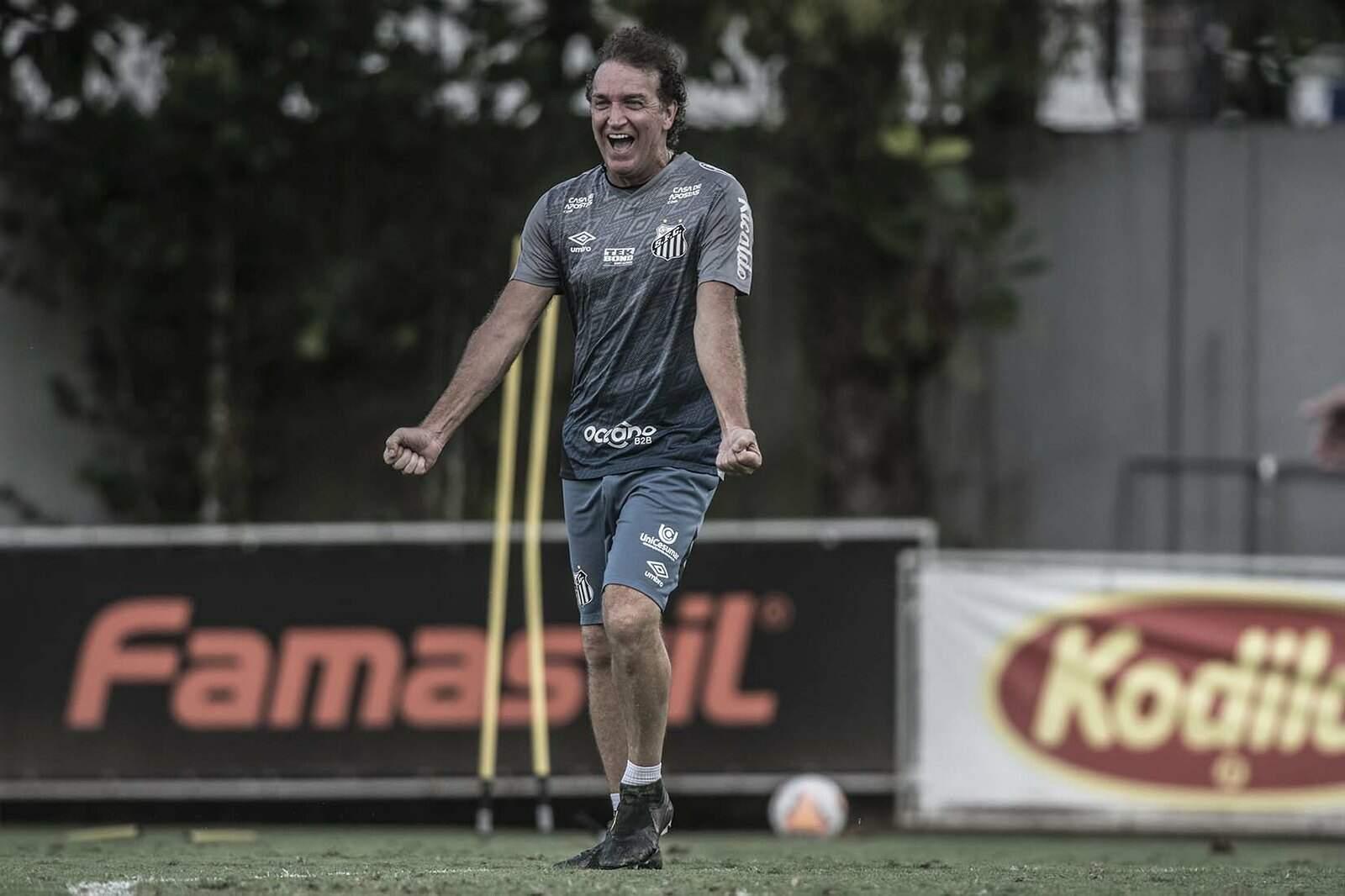 Cuca quer ver emoção dos jovens e chegar na final da Libertadores