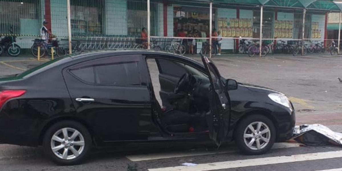 Veículo foi recuperado pelos policiais e devolvido ao motorista de aplicativo