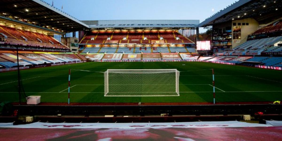 Jogadores e funcionários do Aston Villa estão isolados após contraírem Covid-19