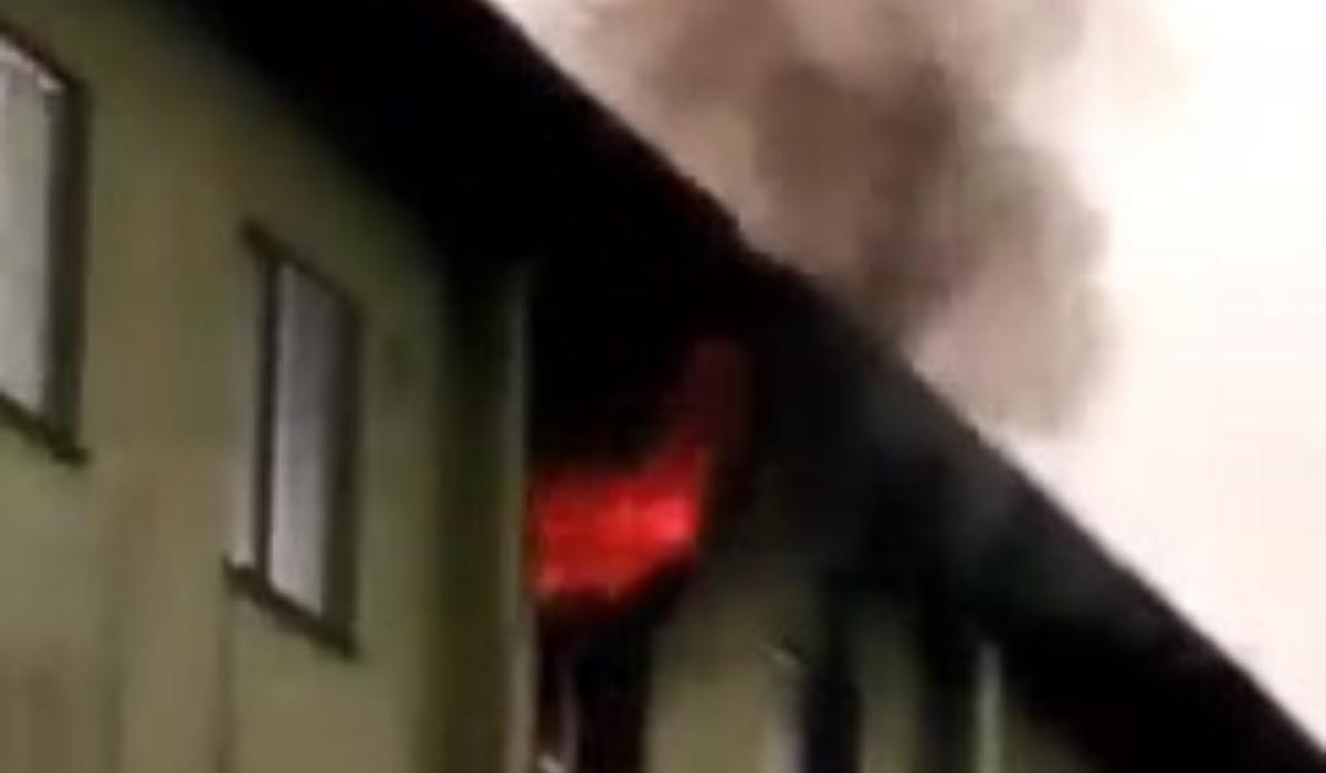 Incêndio atinge apartamento de conjunto habitacional em Cubatão