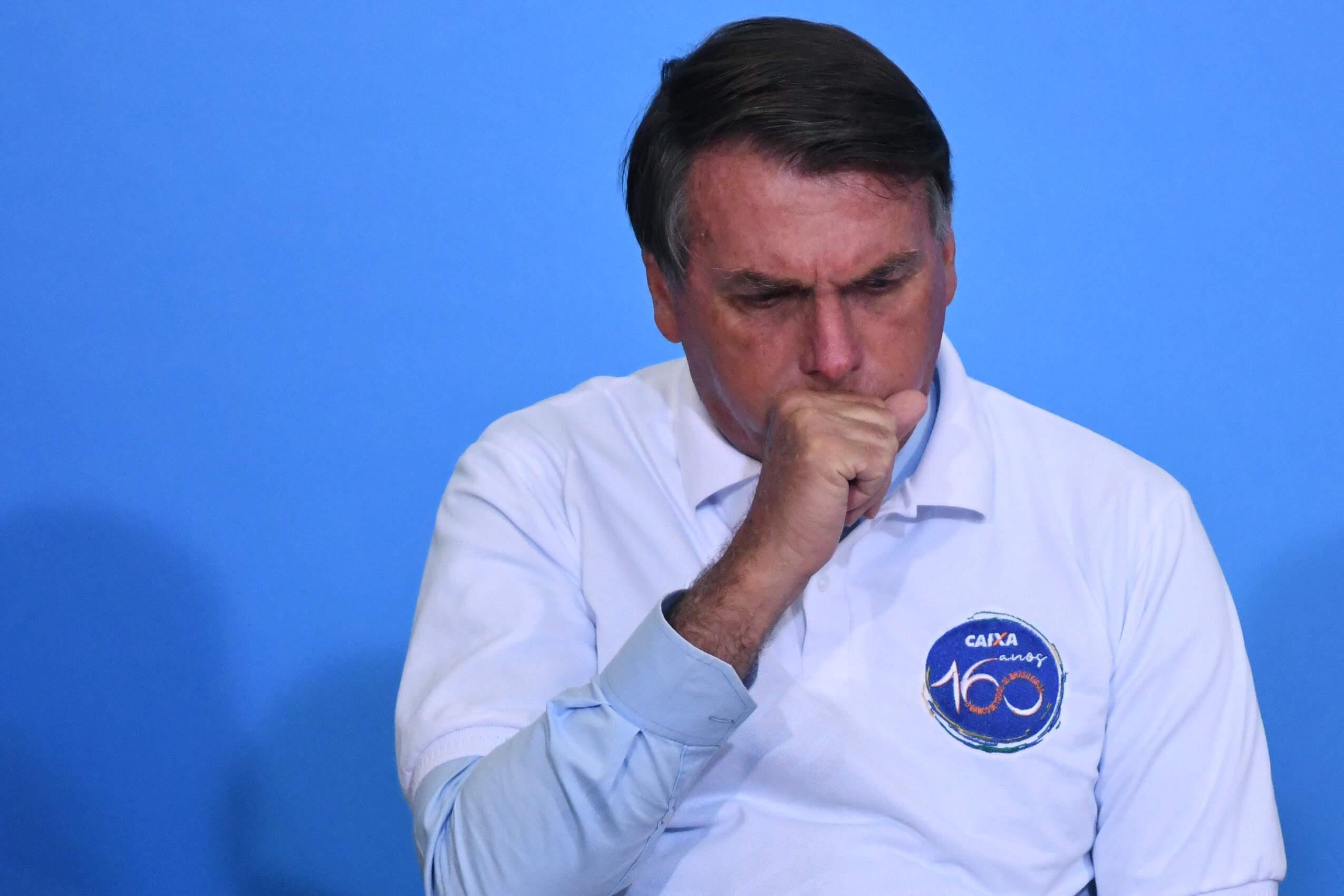 Bolsonaro afirmou que o governo 'fez sua parte' ao se referir sobre a situação em Manaus