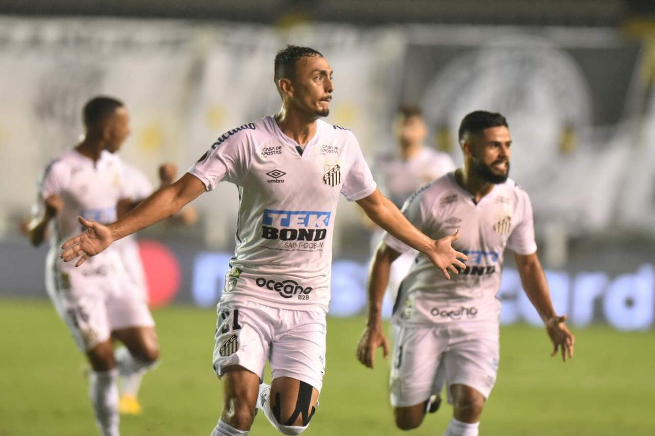 Kashima Antlers fez proposta ao Santos por Diego Pituca