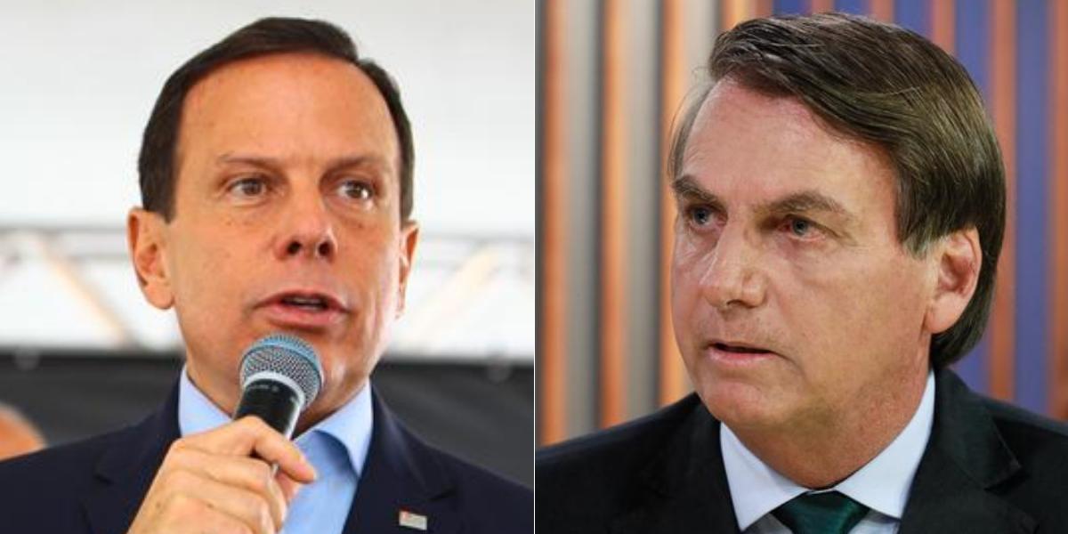 Doria culpa Bolsonaro, Pazuello e o governo federal por crise em Manaus
