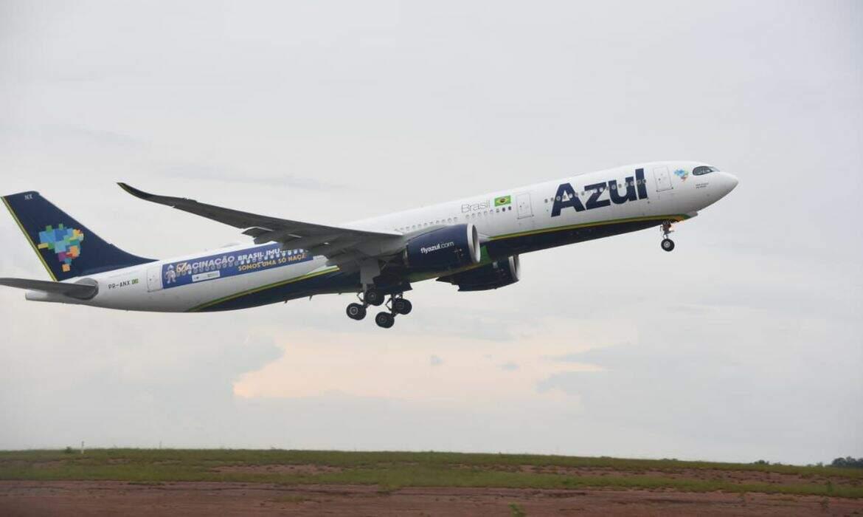 A aeronave que fará o transporte é a mesma que irá buscar dois milhões de doses de vacinas na Índia