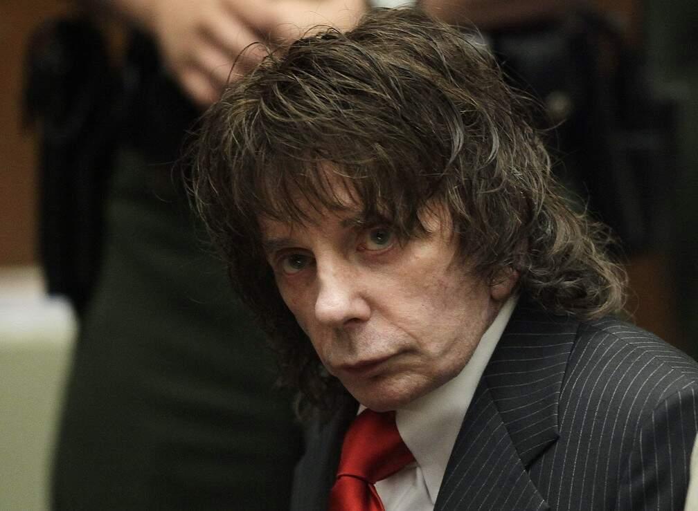 Phil Spector foi preso em 2009 após ser julgado culpado da morte de Lana Clarkson, em 2003
