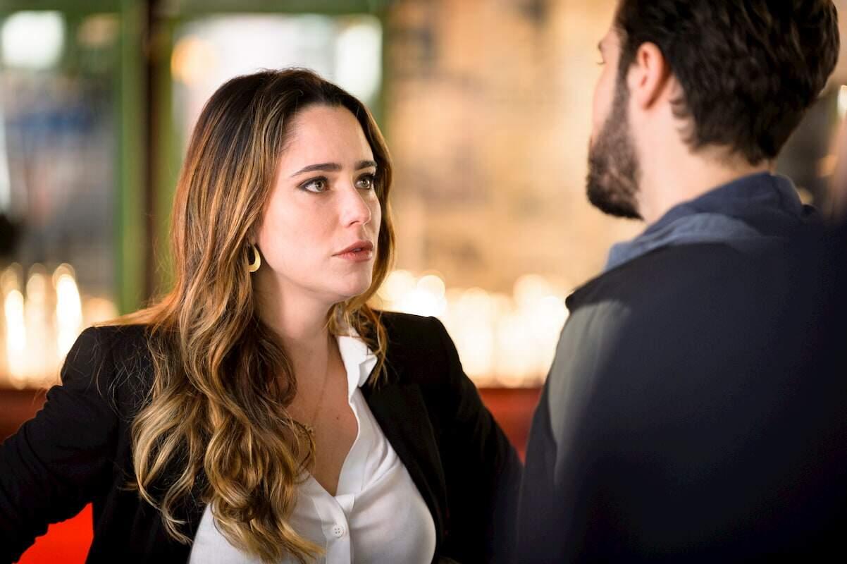 Bruna dificultará cada vez mais a vida do casal Giovanni e Camila