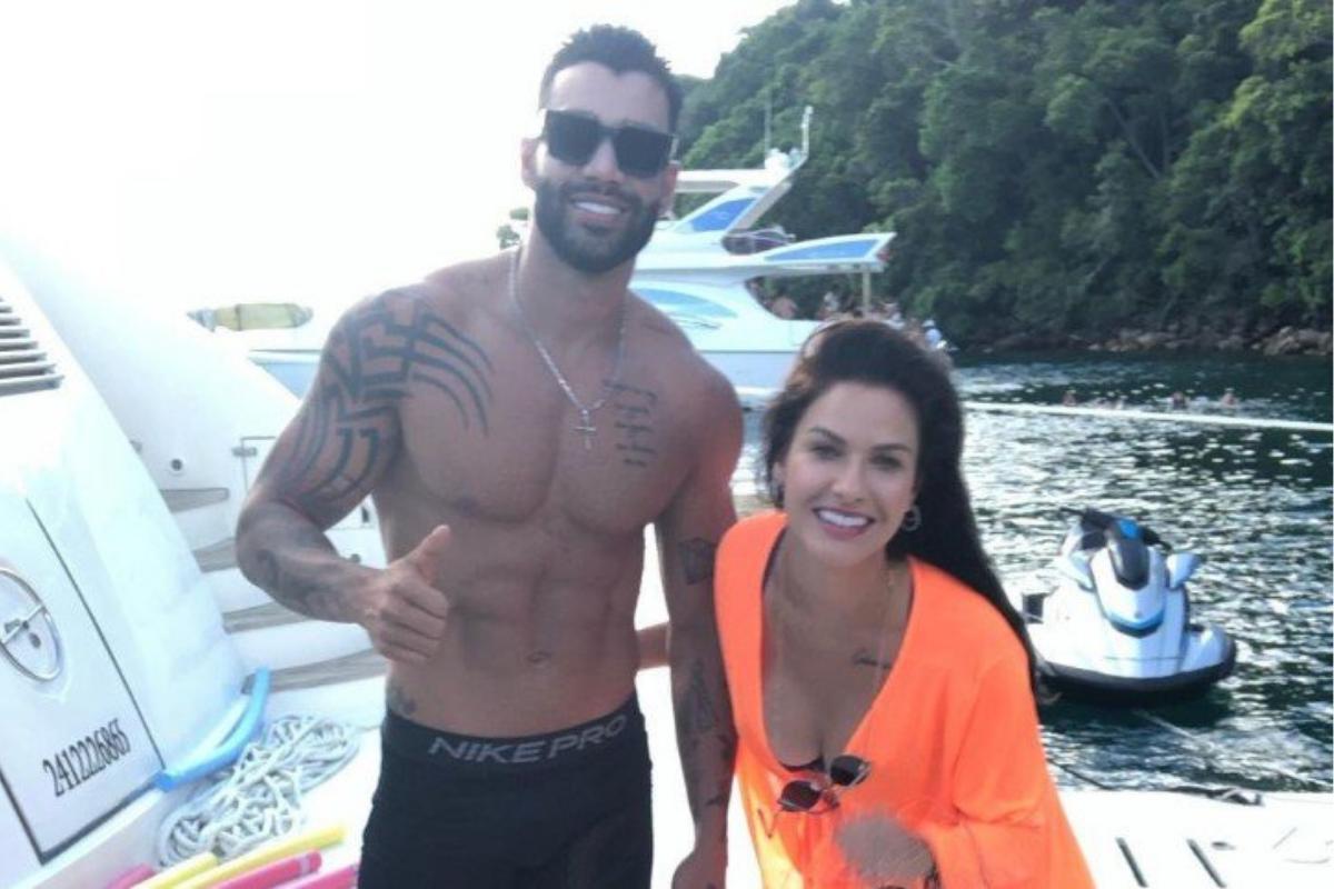 Gusttavo Lima e Andressa Suita se divorciaram em outubro de 2020