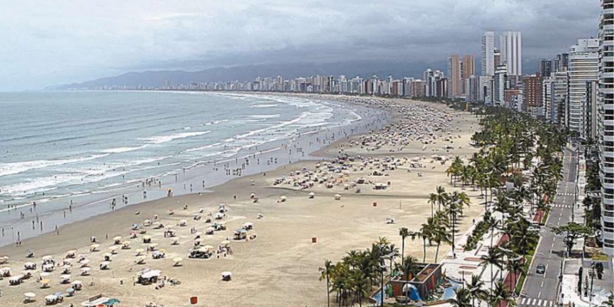 Praia Grande tem infraestrutura para atender crescimento de 2,16% da população por ano