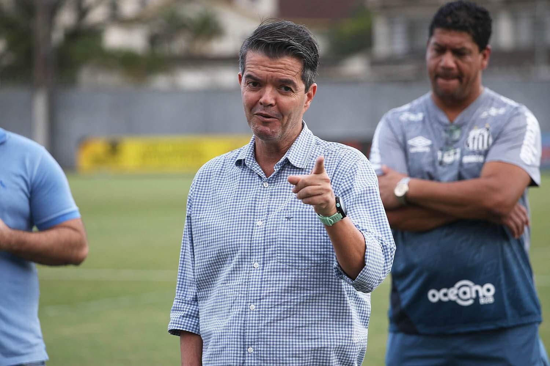 Felipe Ximenes e Márcio Santos chegaram no fim de 2020 e saem com a mudança de diretoria