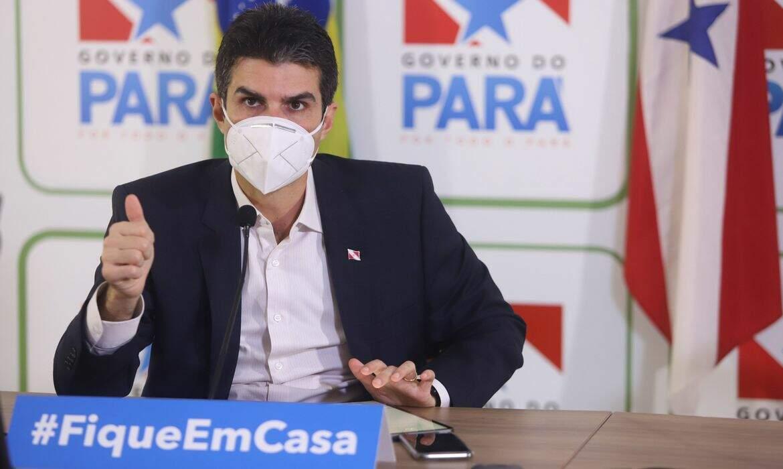Helder Barbalho conversou com prefeitos de municípios paraenses que fazem divisa com o Amazonas